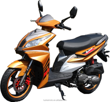 "14"" big wheel scooter/125cc EEC Euro IV EFI scooter/top quality 125cc scooter (TKM125E-A4)"
