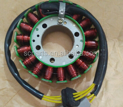 Stator Assembly 420889720 GTX 4-TEC RXP SC LTD SC RXT SCIC WAKE
