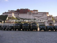 Dongfeng AWD 4x2 military vehicles/ 6x6 off road vehicle