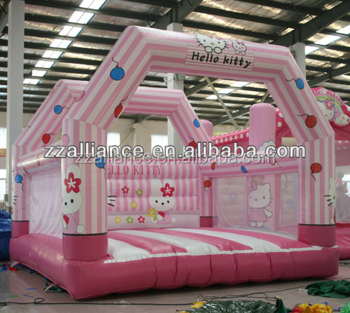 inflatable happy jumping bouncer castle bouncer for kids