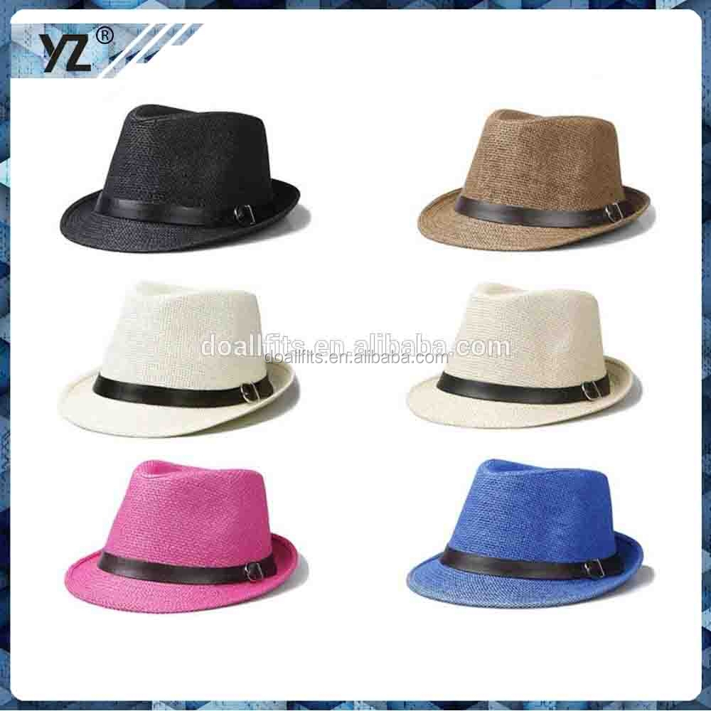 Top quality fashion wool felt cowboy hats/ hot sale straw cheap cowboy caps/safari outdoor hats
