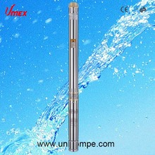 50QJ 2 inch small diameter submersible pump 50Hz and 60Hz