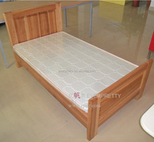 Environmental High Quality Bedroom Kids Solid Timber Wooden Bed Suppliers