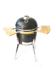 The most popular Table Top Ceramic Kamado grill Charcoal BBQ Grills