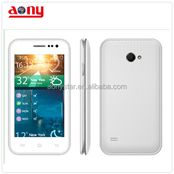 4 inch 3G cheap price China unlocked smartphone with Android OS,wifi