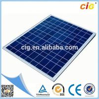 TUV Approved Eco-friendly 230w poly solar panel 24v system
