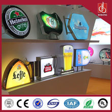 3d logo sign for car company/ illuminated logo sign car sign/led lighted sign