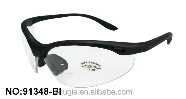 (91348-BI) Safety Reading Glasses
