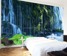 indoor siguage and vinyl sticker with self-adhesive wallpaper for wall covering materials