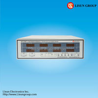 Lisun WT2080-OK Driving Power Performance Tester is suitable for LED Driver production line testing quick test