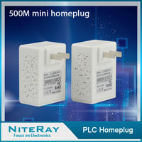 Homeplug av2 wireless homeplug with passthrough av powerline