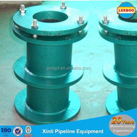 High quality flexible concrete wall penetration pipe sleeves for sale!