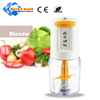 Food packing machine commercial smoothie maker kitchen pvc blender