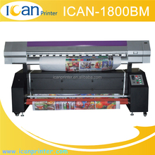 1.8m Printing Width Large Format Eco Solvent Plotter Digital Dye Sublimation Inkjet Printer For Transfer Paper