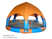 giant inflatable pools,large inflatable adults swimming pools with cover