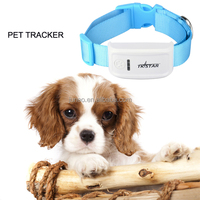 Android ios pets gps tracker collar dog gps locator with anti lost gps tracking chip