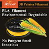 Boway service Plant materials PLA 3d printer filament