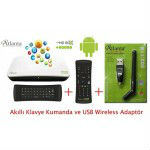 Atlanta HD Box Smart + wifiusb, intelligent control, keyboard,