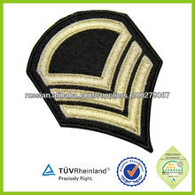 China wholesale price uniform chevron 2015 army enlisted rank insignia