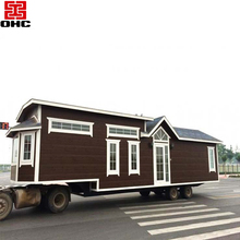 Insulation and fireproof Prefab modular container home made in china