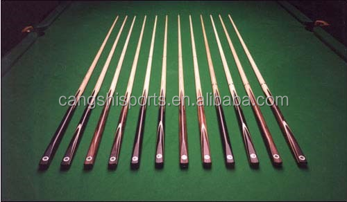 Standard Match New english style original fury pool cues/billiard cues/billiard sticks