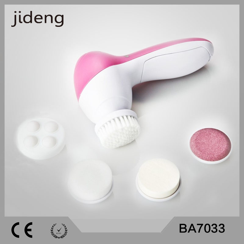 4 IN 1 beauty care massager clear sonic scalp cleansing facial brush