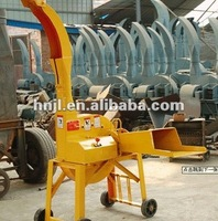 Small animal feed mill machinery for cutting grass hay chaff