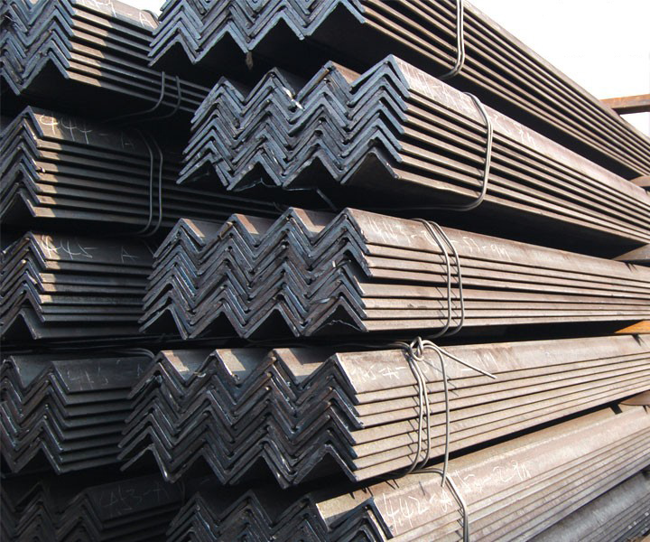 Hot rolled galvanized steel angles / mild steel angle bar / iron