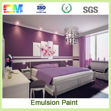 Hot sale acrylic interior emuilson wall glitter paint designs for bedrooms