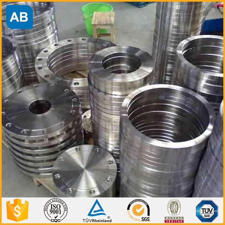 Special stainless steel flange S32205