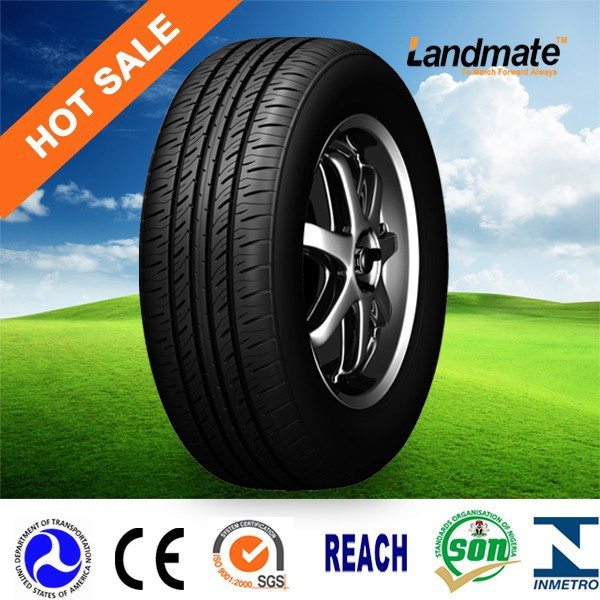 New car tires goodyear with good quality