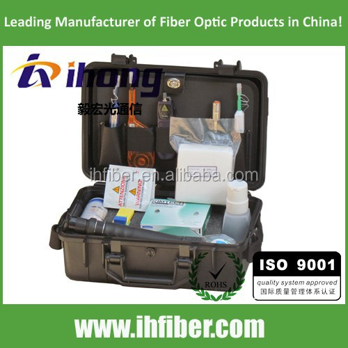 Fiber Optic Inspection & Cleaning Kit HW-760S