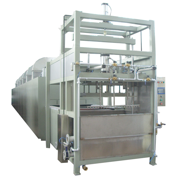 Tray Dryer Powerful automatic/semi-automatic Small Egg Tray Machinery for sale