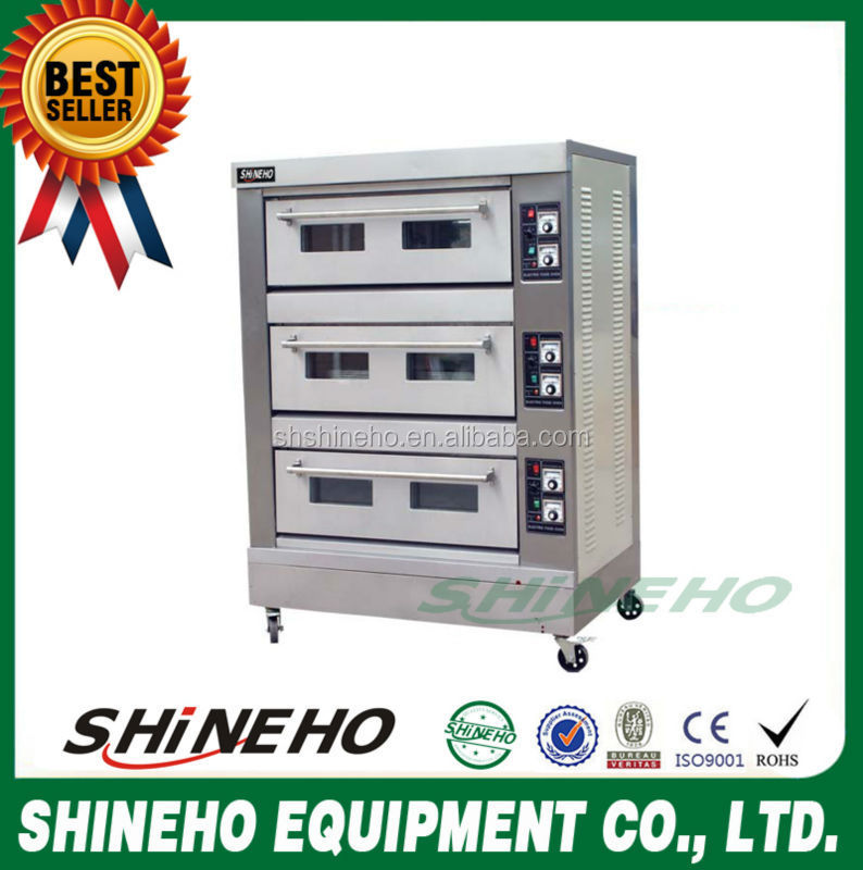 Pizza baking Machine/Rotisserie Chicken Gas Oven/small industrial oven for cakes