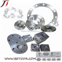 betOor Provided stainless steel Forged flange and Pipe Fitting