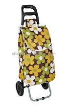 Europe folding marketeer shopping trolley