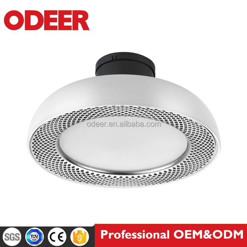 Ventilight Modern CE ROHS 1-Sone 110-CFM Chrome Ceramic LED Light 700lm stainless <strong>steel</strong> exhaust fan