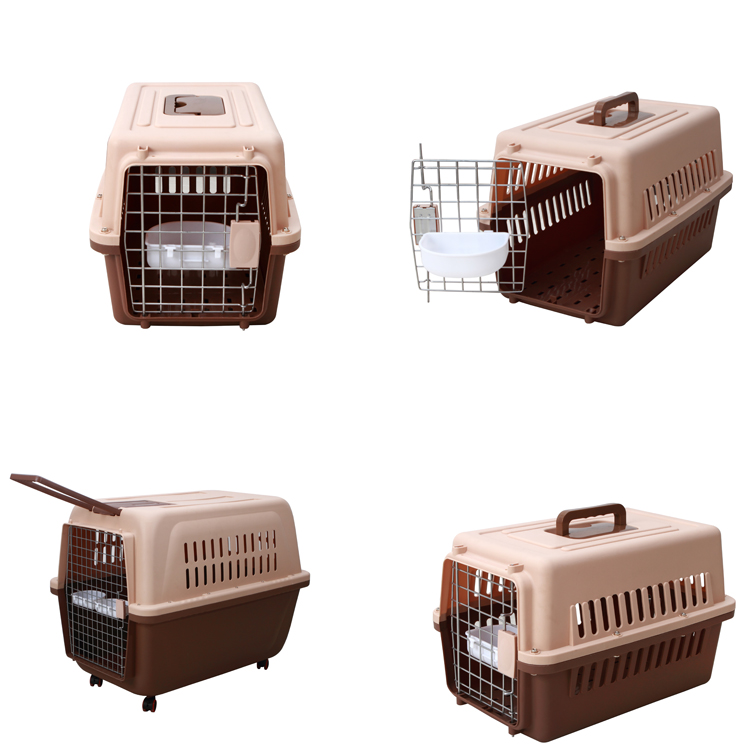 dog airline box cage