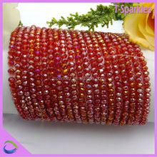 China Factory Price Colored Glass Beads For Jewelry Making