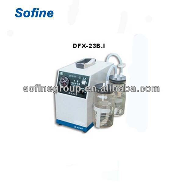 Medical Portable Vacuum Suction Device,Negative Pressure Suction Unit