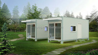 New Design Low Cost Luxury Prefab Shipping Container House for Sale