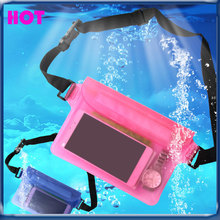 New Design Hot Universal PVC Waterproof Bag Underwater Pouch Diving Case
