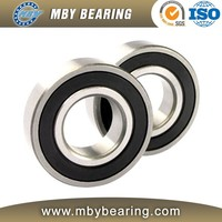 Bicycle Use SS6903-2RS Stainless Steel Deep Groove Ball Bearing