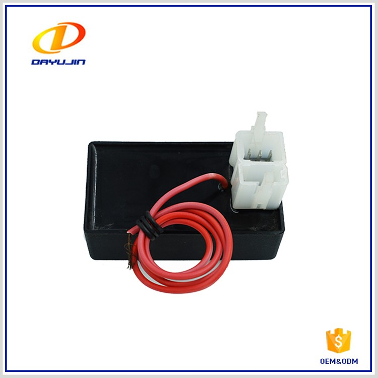 125cc Motorcycle Cdi Unit For Lifan Chinese Motorcycle