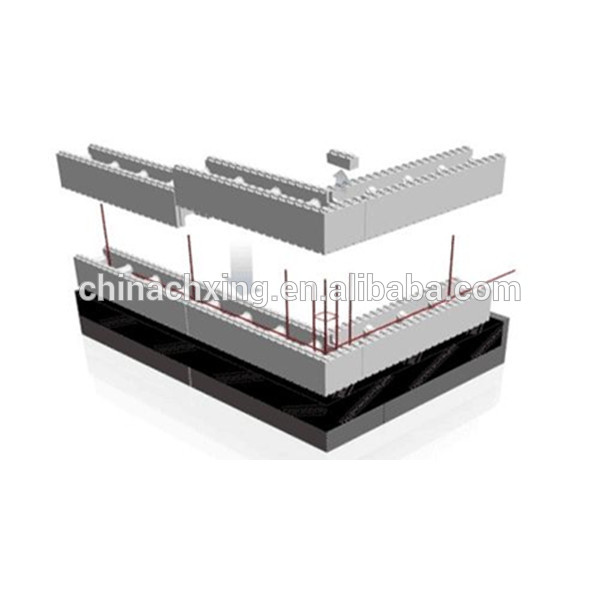 Insulated Concrete Form Icf Block Buy Insulated