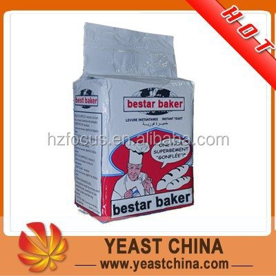 LOW/HIGH SUGAR INSTANT DRY YEAST (Hangzhou Focus Corp-factory)