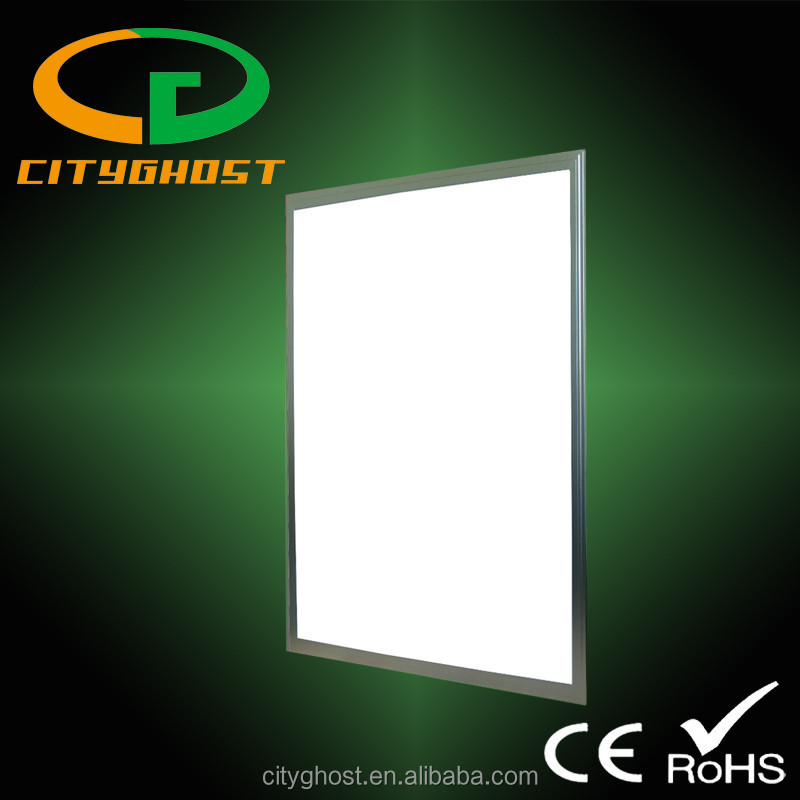 36w led light panel 600x600mm with PC diffuser led lighting plate