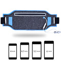 New design lightweight Money Belt, Travel Waist Pouch,Running sport hidden bag