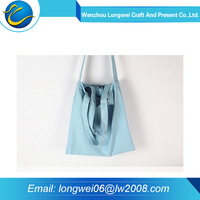 2015 High Quality wholesale customized cotton shopping bag