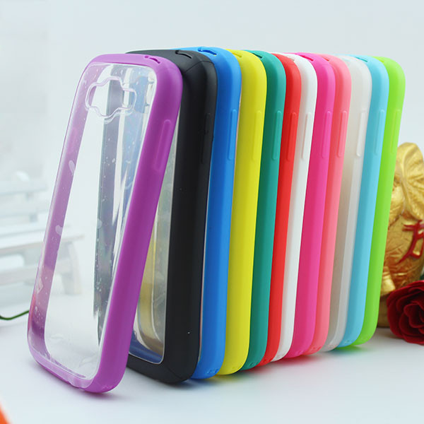 candy color tpu case for samsung galaxy i9300